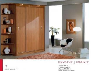 Шкаф-купе Афина - Мебельная фабрика «Кузьминки-мебель»