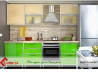 Кухня Алюминиевая рамка  - Мебельная фабрика «Симкор»