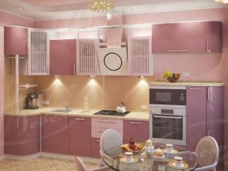 Кухня угловая «Beauty Мегаполис » - Мебельная фабрика «Ладос-мебель»
