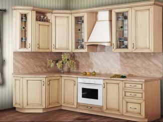 Кухонный гарнитур «Нижегородец МС-38.2» (Эмаль) - Мебельная фабрика «Нижегородец»
