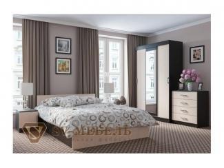 Комфортная спальня Вена 5 - Мебельная фабрика «Северная Двина»