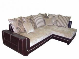 Угловой диван Париж - Мебельная фабрика «Дубрава»