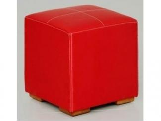Красный пуф Рондо