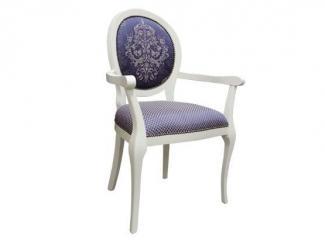 Стул с подлокотниками Alba AL - Мебельная фабрика «Ногинская фабрика стульев»