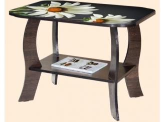 Стол журнальный 6 фотопечать - Мебельная фабрика «ВиТа-мебель»