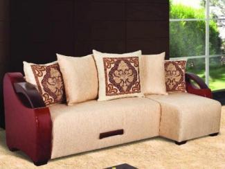 Диван угловой Плаза 3 - Оптовый мебельный склад «АСМ-мебель»