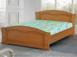 Кровать МДФ МК 2 - Мебельная фабрика «Уютный Дом»