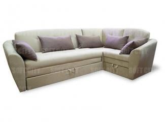 Угловой диван  Гермес 1  - Мебельная фабрика «Soft city»