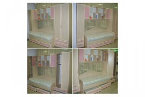 Детская Милана Премьер - Мебельная фабрика «Мебельный Кот»