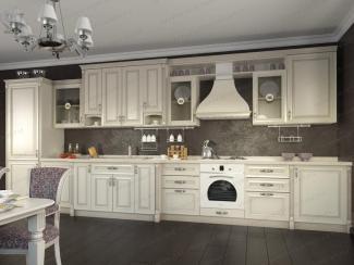 Кухня Луизиана массив - Мебельная фабрика «АСТ-мебель»