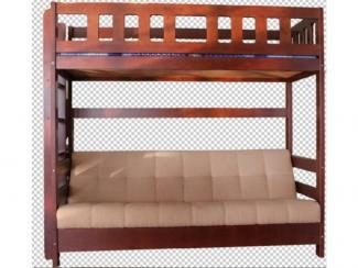 кровать чердак Фламинго дерево - Мебельная фабрика «Боринское»