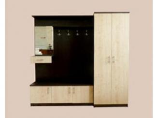 Прихожая 09 - Мебельная фабрика «Мартис Ком»