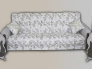 диван прямой Аралия книжка - Мебельная фабрика «На Трёхгорной»