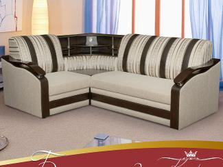 Угловой диван Бостон-3 - Мебельная фабрика «Катрина»