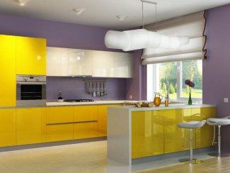 Современная кухня Skyline - Мебельная фабрика «Лига»