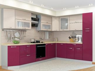 кухня угловая Дайкири (Presto) - Мебельная фабрика «Форс»
