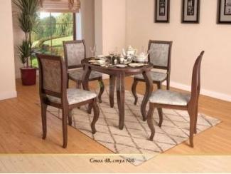 Обеденный комплект 12 - Мебельная фабрика «Верба-Мебель»