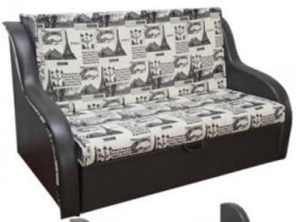 Диван прямой Аккордеон 1 - Мебельная фабрика «Мебель эконом»