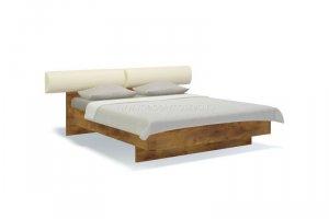 Кровать с мягким изголовьем 160х200 Solo - Мебельная фабрика «Мебель-Москва»