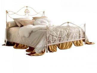 Кровать кованая Melody