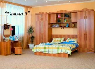 Спальня Гамма 5 ЛДСП - Мебельная фабрика «Гамма-мебель»
