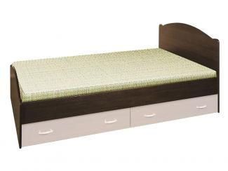 Кровать Кристина 2 с ящиками - Мебельная фабрика «Виктория»
