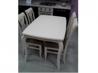 Современный стол в классическом стиле  - Мебельная фабрика «Кадичи»