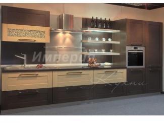 Кухонный гарнитур прямой CORTINA - Мебельная фабрика «Империя кухни»