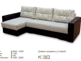 Угловой диван К 3Д