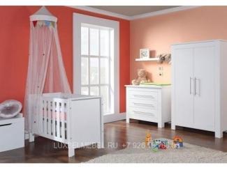 Красивая детская из массива модель 10149 - Мебельная фабрика «Тамерлан-Стиль (ЛюксБелМебель)»
