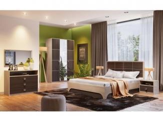 Спальня Некст эк - Мебельная фабрика «Уфамебель»