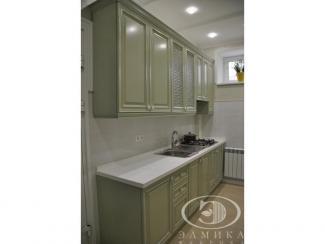 Кухонный гарнитур прямой 12 - Мебельная фабрика «Элмика»