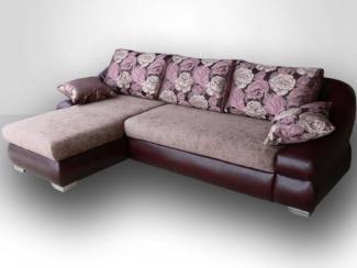 Угловой диван Мичиган - Мебельная фабрика «Дуэт»