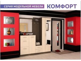 Прихожая серии Комфорт - Мебельная фабрика «Шадринская»