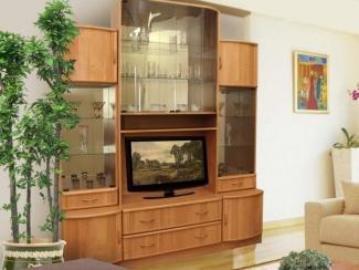 Гостиная стенка Татьяна 11 - Мебельная фабрика «Кошелев и К»