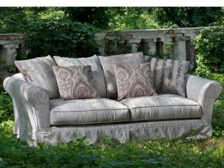 Диван прямой Country Chic - Изготовление мебели на заказ «Максалекс»