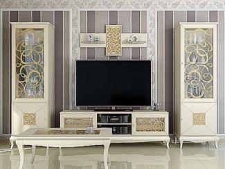 Гостиная стенка Гармония - Мебельная фабрика «Мебель-Неман»