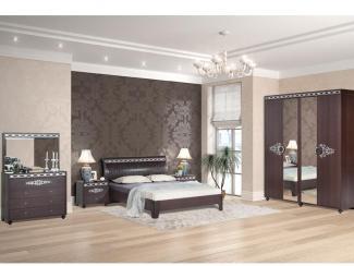 Спальный гарнитур Монако  - Мебельная фабрика «Уфамебель»