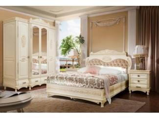 Спальный гарнитур Флоренция - Мебельная фабрика «Ивна»