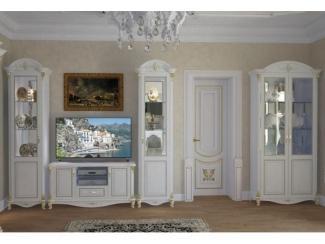 Элитная гостиная Да Винчи 2 - Мебельная фабрика «Мэри-Мебель»