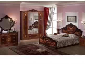 Спальный гарнитур «Памелла» - Мебельная фабрика «ИнтерДизайн»