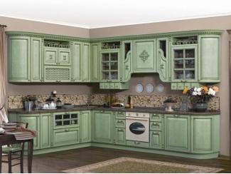 Кухня угловая Слобода - Мебельная фабрика «Трио»