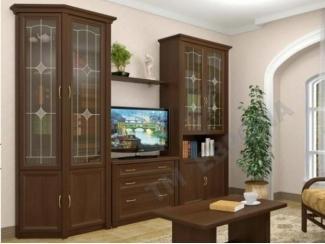 Гостиная стенка Флоренция - Мебельная фабрика «Европа»