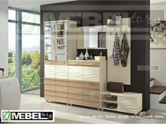 Прихожая модульная Альфред 1 - Мебельная фабрика «Мебель Тори»