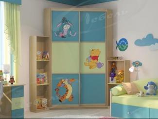 Шкаф - купе «Corner» - Мебельная фабрика «Ладос-мебель»