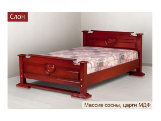 Кровать «Слон» - Мебельная фабрика «Авеста»