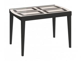 Стол обеденный Диез Танго Т2 стекло с рисунком - Мебельная фабрика «Бештау»