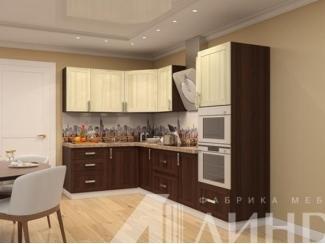 Кухня Манхеттен ЛДСП - Мебельная фабрика «Линда»