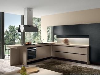 Стильный кухонный гарнитур Соло - Мебельная фабрика «Триана»