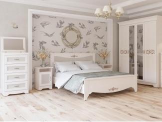 Спальный гарнитур Лени - Мебельная фабрика «Инволюкс»